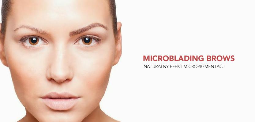 Naturalny efekt mikropigmentacji
